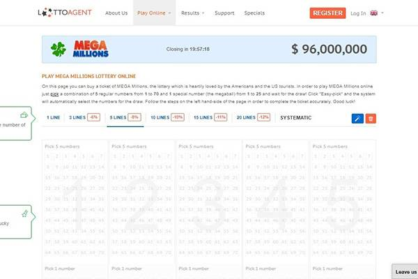 American florida lotto now on lotto agent - lotto agent