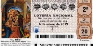 Child's lottery results 2020, loterнa del niсo 2020