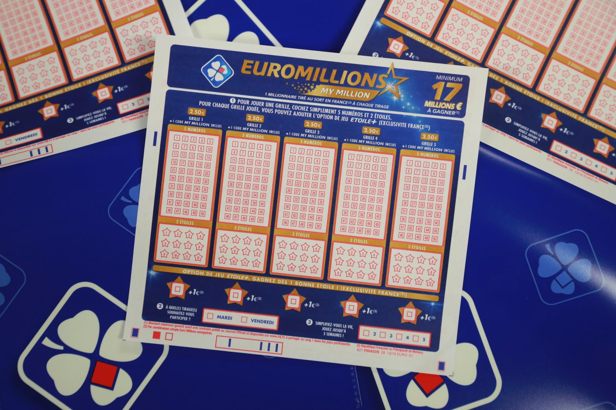 Résultat euromillions : tirage du mardi 23 juillet 2019