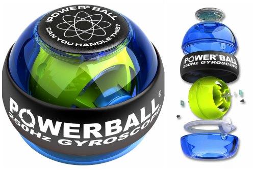 Тренажер powerball: вся сила в одном кулаке