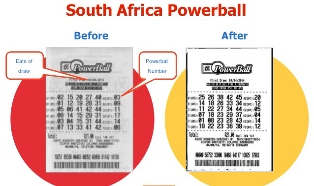 Match powerball sa numbers - lotto agent